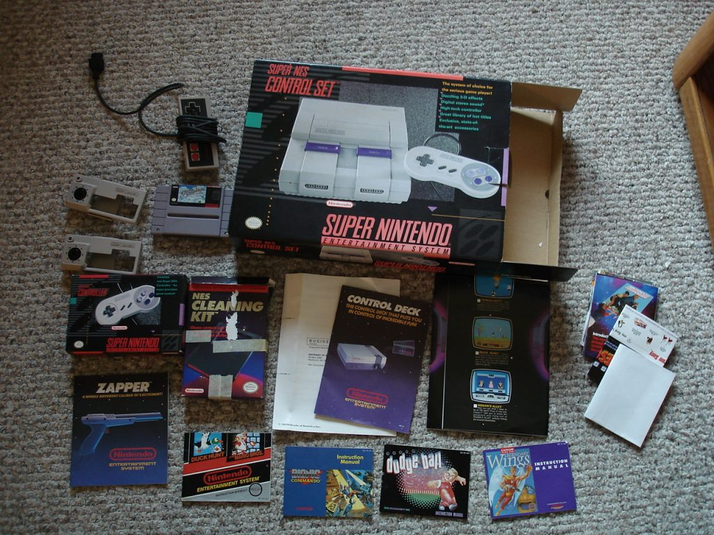 Video Game Collecting Find